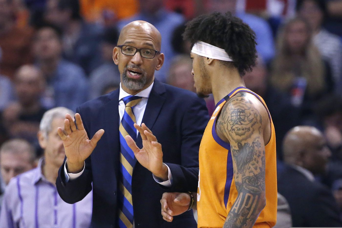 Former Sixers assistant coach Kevin Young to join Monty Williams in Phoenix