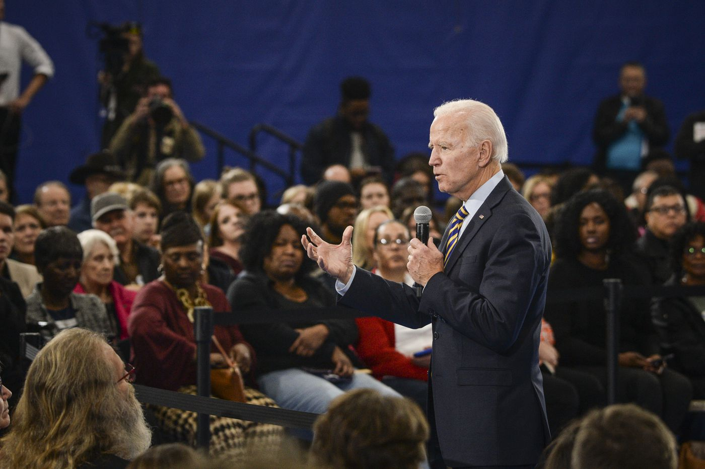 Joe Biden is losing ground in the 2020 Pennsylvania primary, poll says
