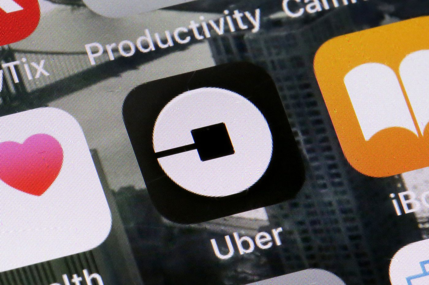 Uber's head of HR resigns reportedly after discrimination probe