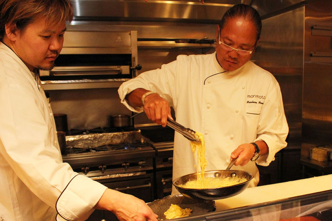 Morimoto: From humble cook to superstar