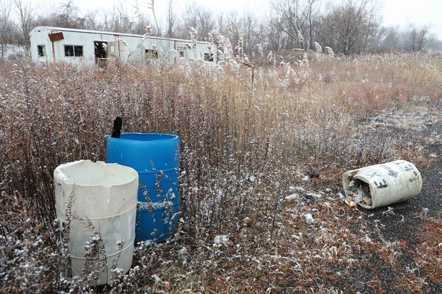 N.J. files suits against polluters in Palmyra, Camden as part of new environmental justice initiative