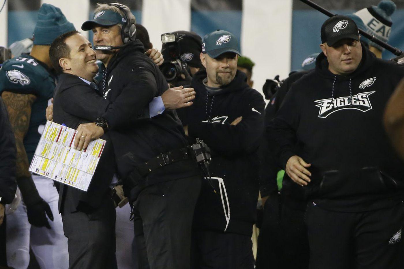 Howie Roseman's fingerprints all over Eagles' NFC championship win, Super Bowl berth | Jeff McLane