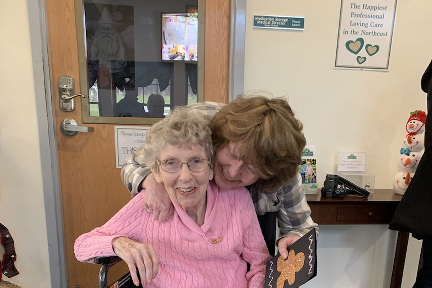With COVID-19 restrictions, I worry I may never see my elderly mom again   Opinion