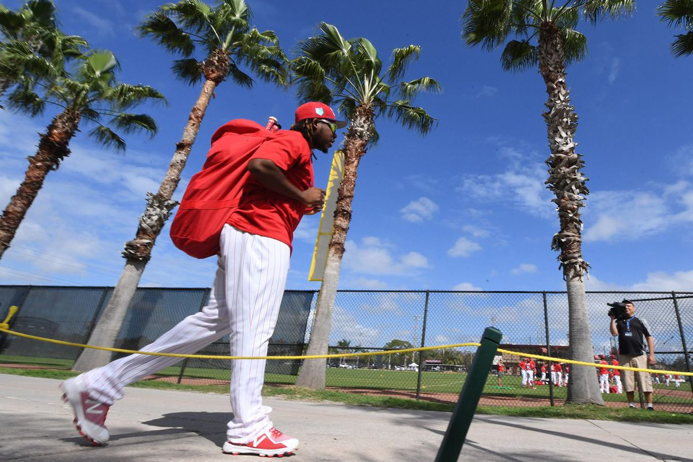 Phillies spring training schedule: How to watch on TV, online stream
