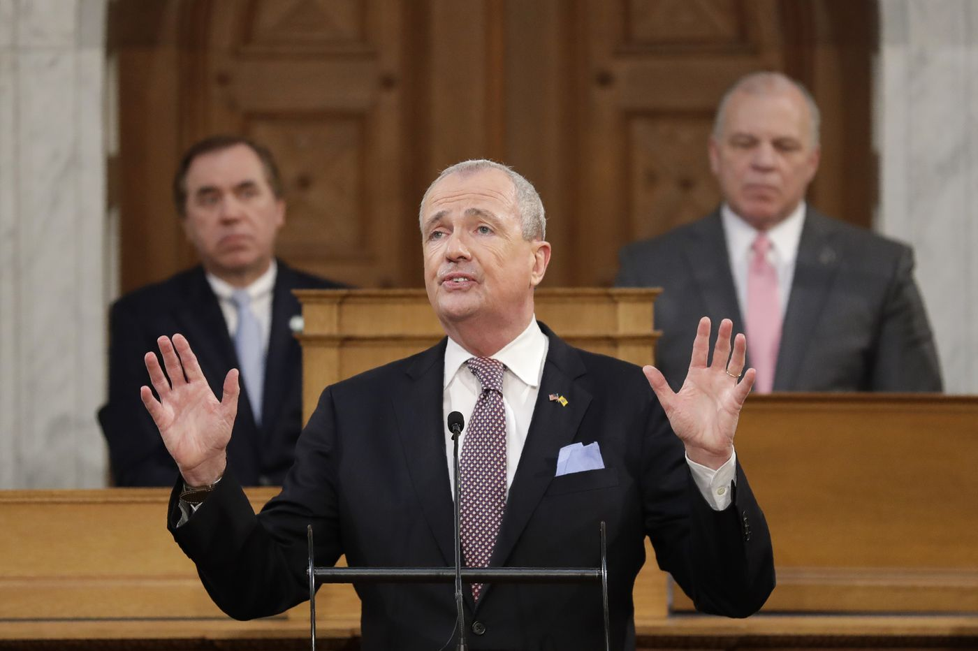 New Jersey Gov. Phil Murphy is still trying to get his 'Millionaire's Tax'