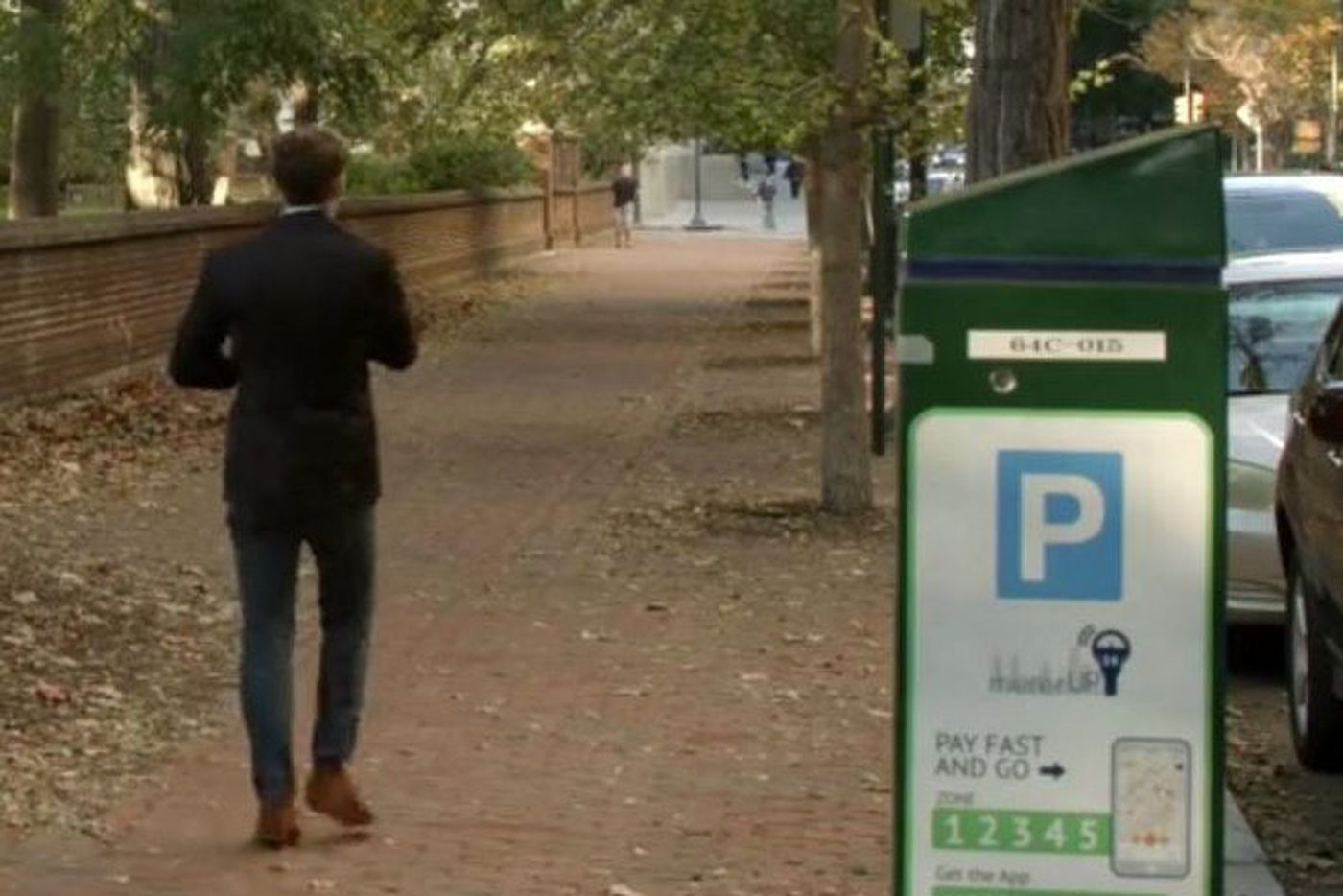 Philly taking another try at pay-by-phone parking