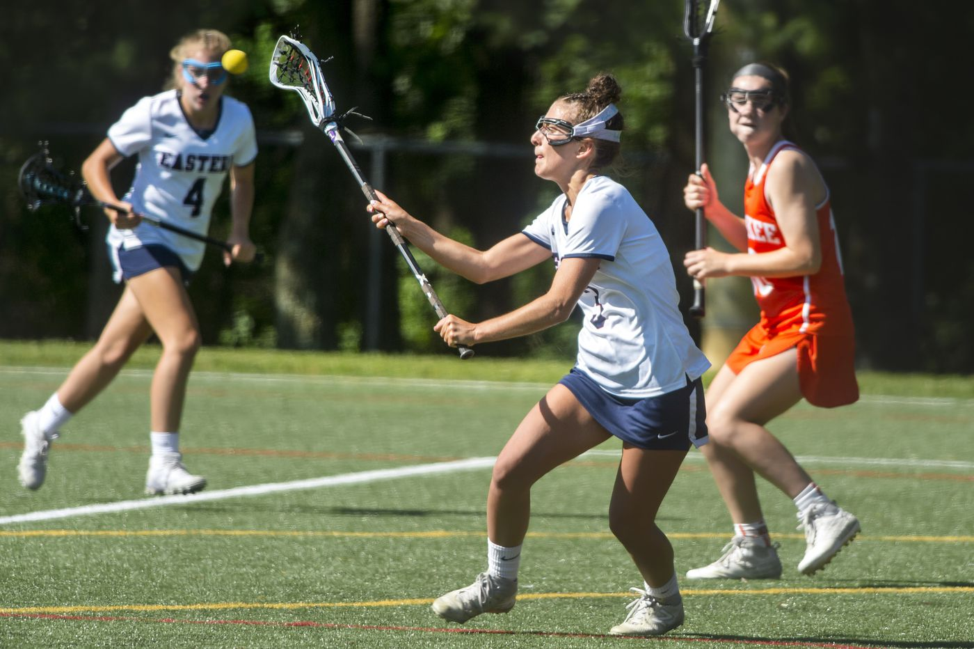 Tori Accardo sets the tone for Eastern girls in lacrosse