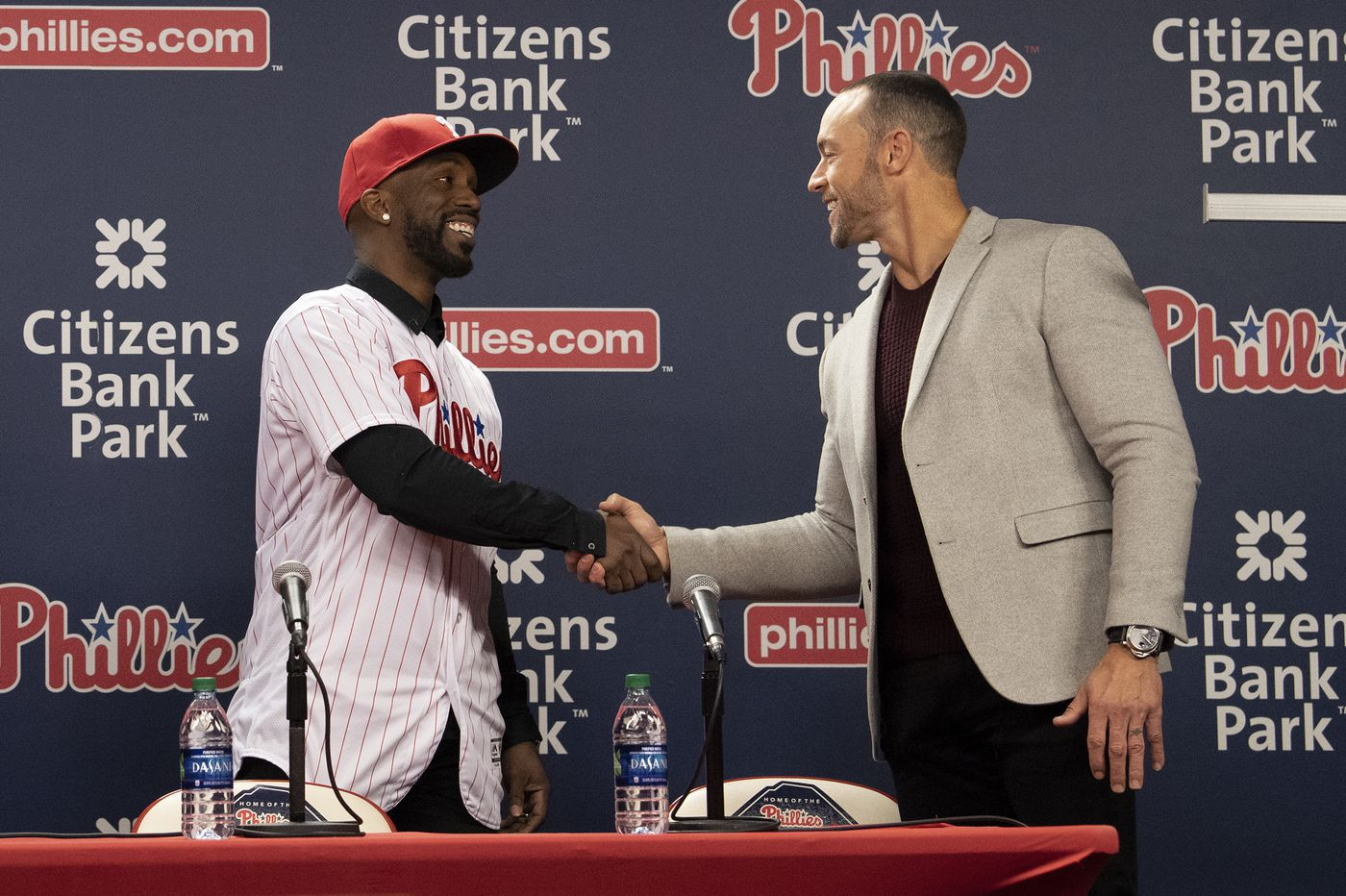 Phillies in spring training: An improved team, but not the only one in the NL East