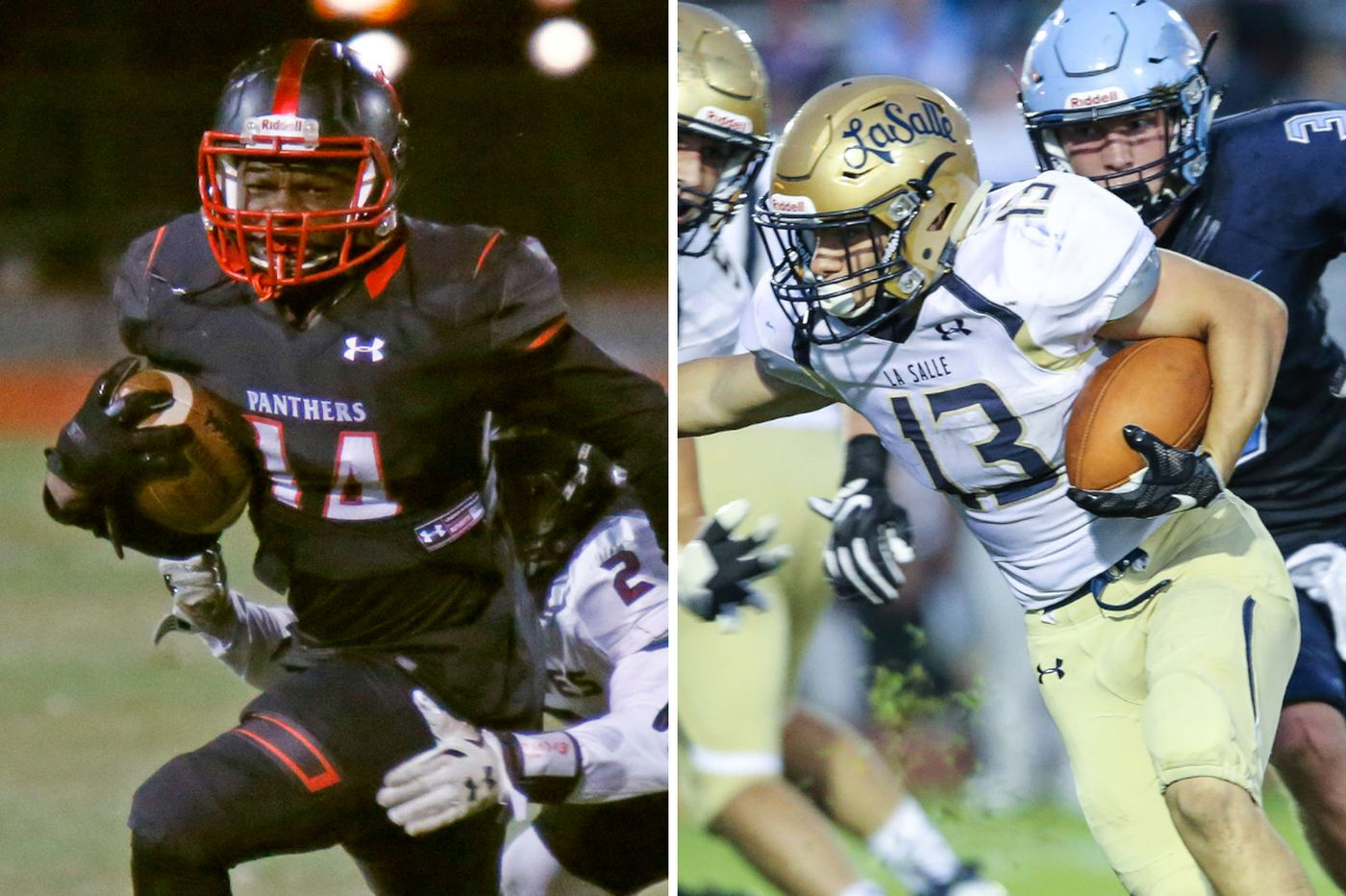 Southeastern Pa. football games to watch this season