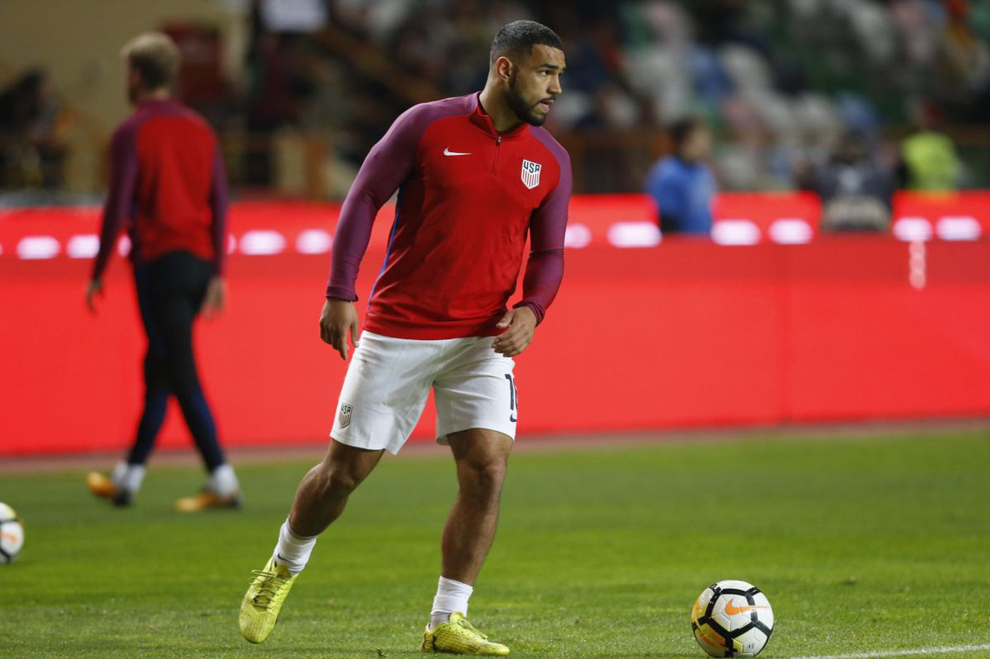Cameron Carter Vickers Rise To Us National Team Has Been In The