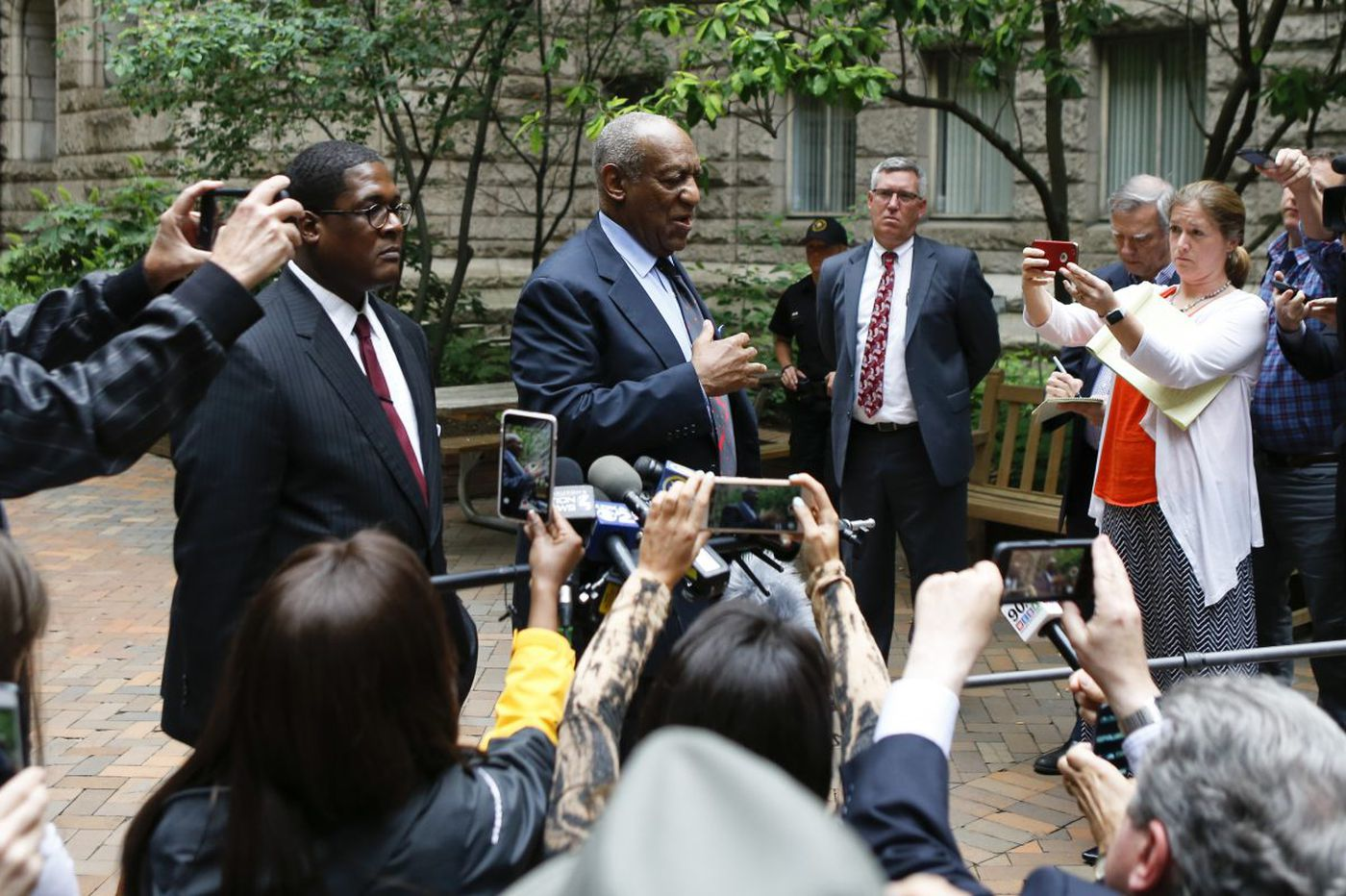 Jury complete for Bill Cosby's sex assault trial