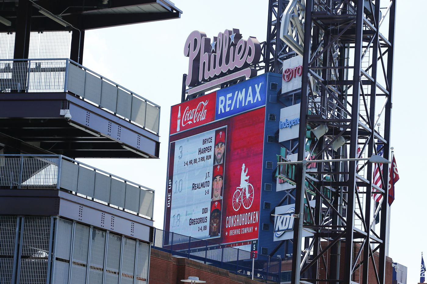 Phillies close Citizens Bank Park after two positive coronavirus tests; weekend series vs. Blue Jays postponed