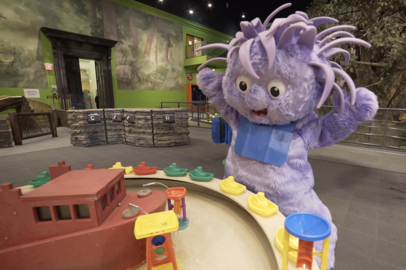 Genderless mascot empowers kids to explore their own curiosity | Opinion