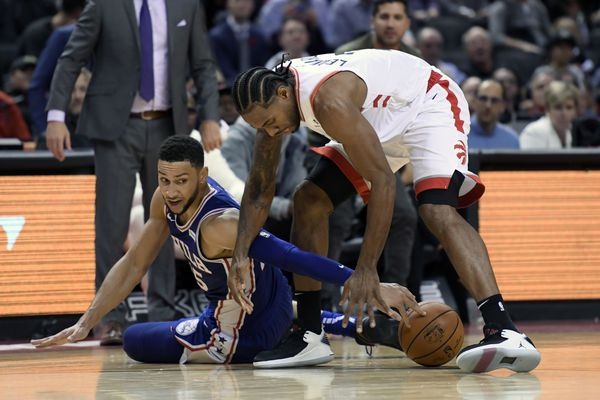 The Sixers haven't won in Toronto since 2012, and are looking to break streak against NBA-best Raptors