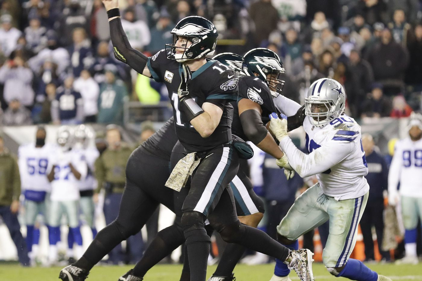 Eagles-Cowboys: Our beat writers' predictions for Sunday's NFC East showdown