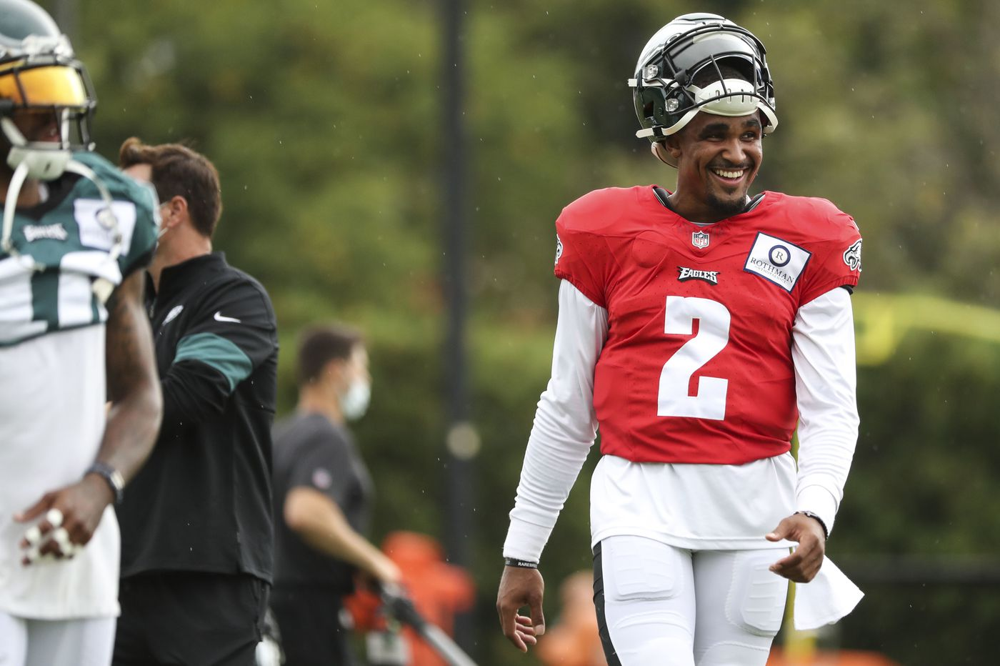 Eagles 2020: Jalen Hurts, Darius Slay, Jason Peters present the 3 most intriguing questions   Marcus Hayes