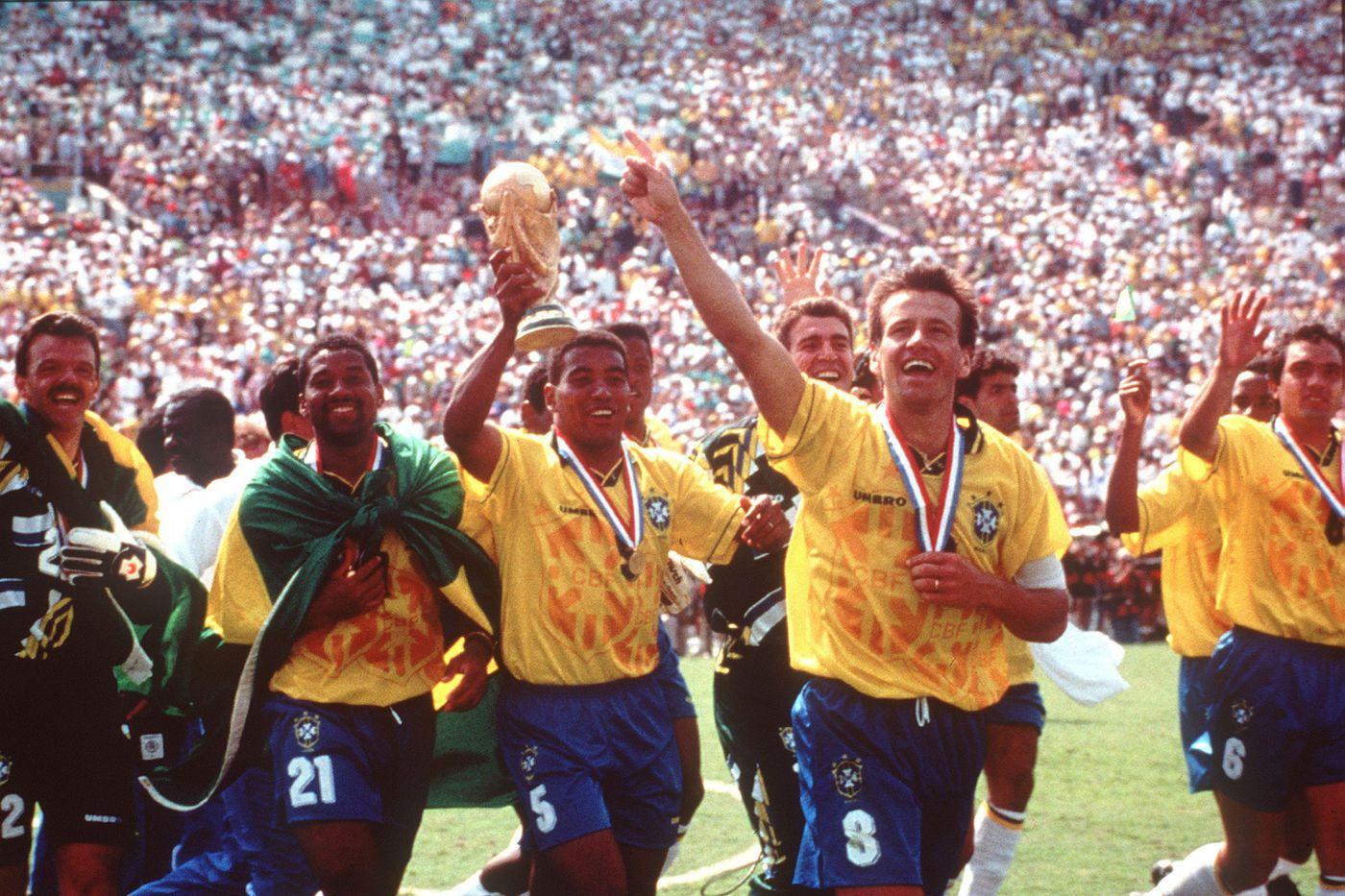 The World Cup is coming, and memories from '94 flood back
