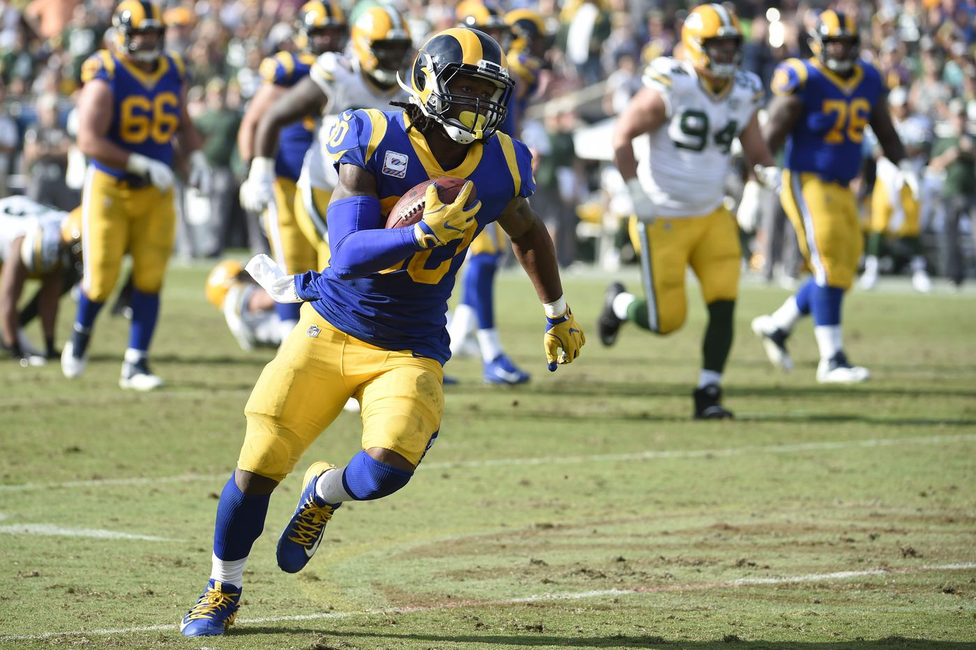 Sports betting: Oh, Todd Gurley, what have you done?