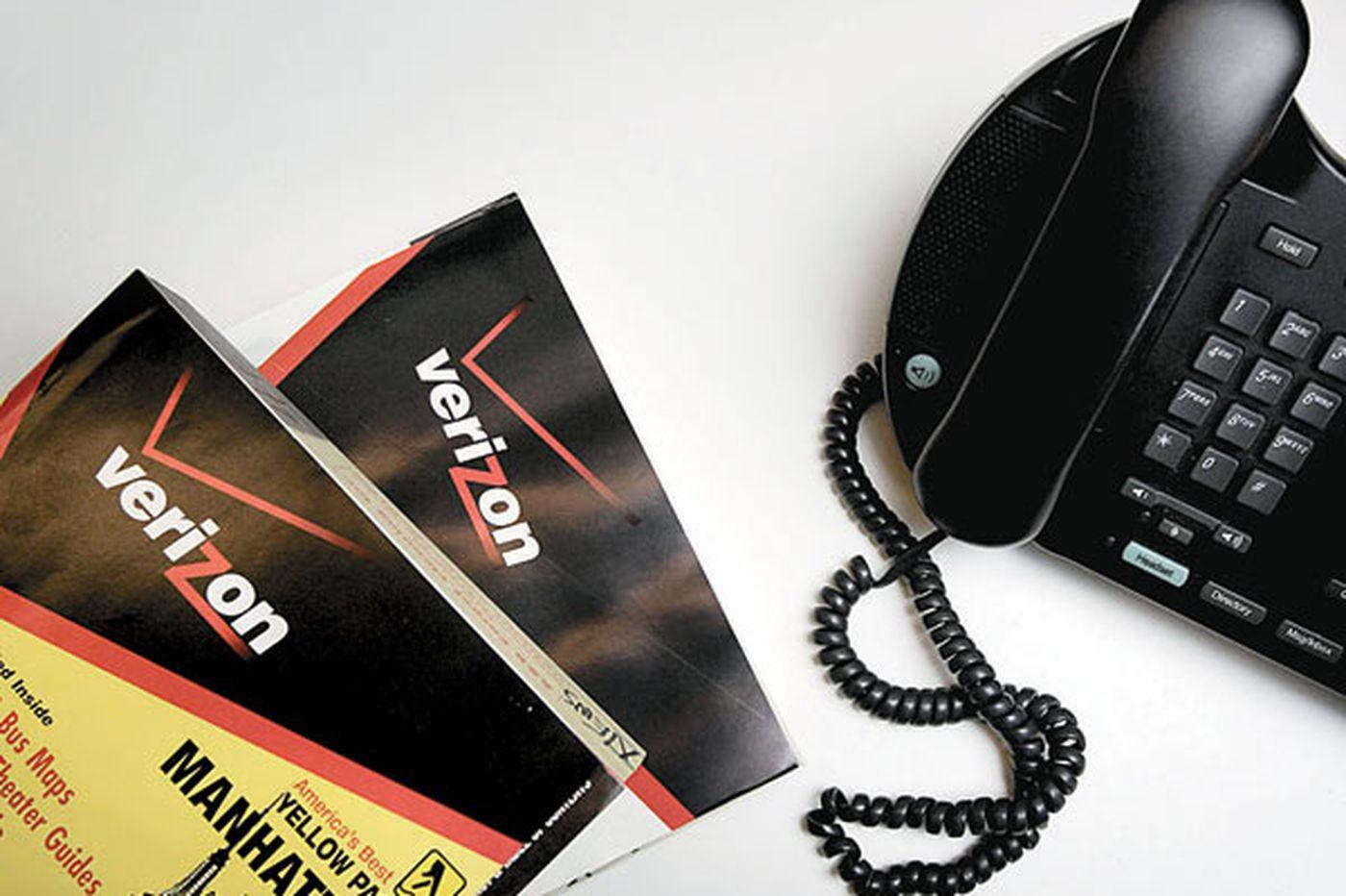 PUC deregulates Verizon landline service in Phila. area