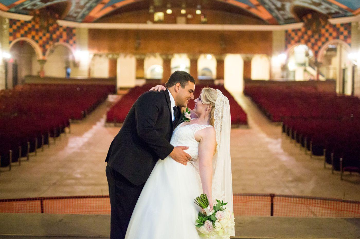 Philadelphia weddings: Victoria Doyle and Gabriel Morales