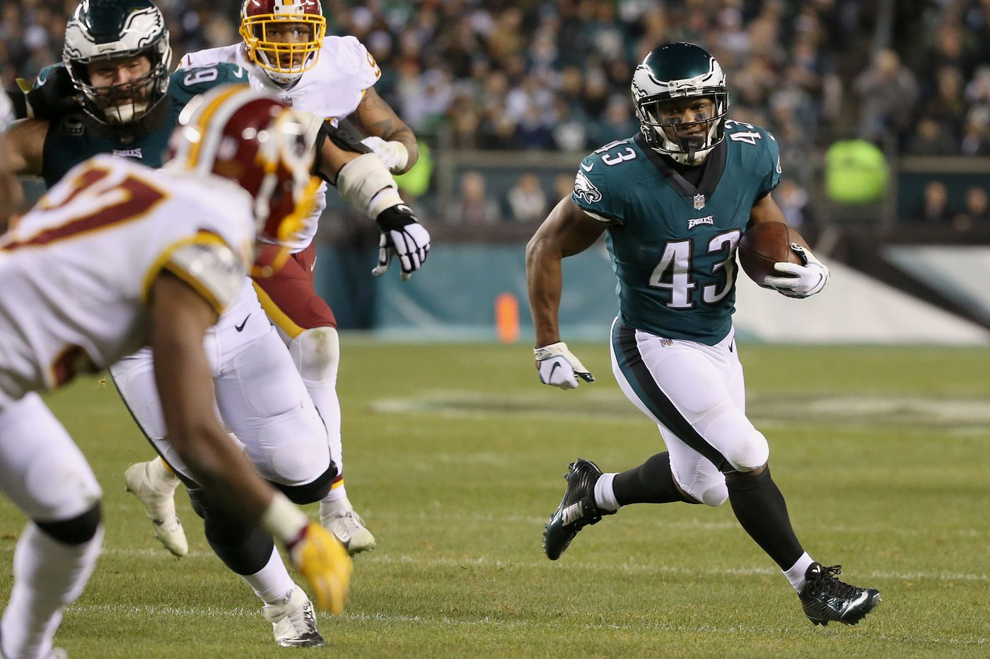 Against the Redskins, the Eagles offense finally found its groove. Will it matter? | David Murphy