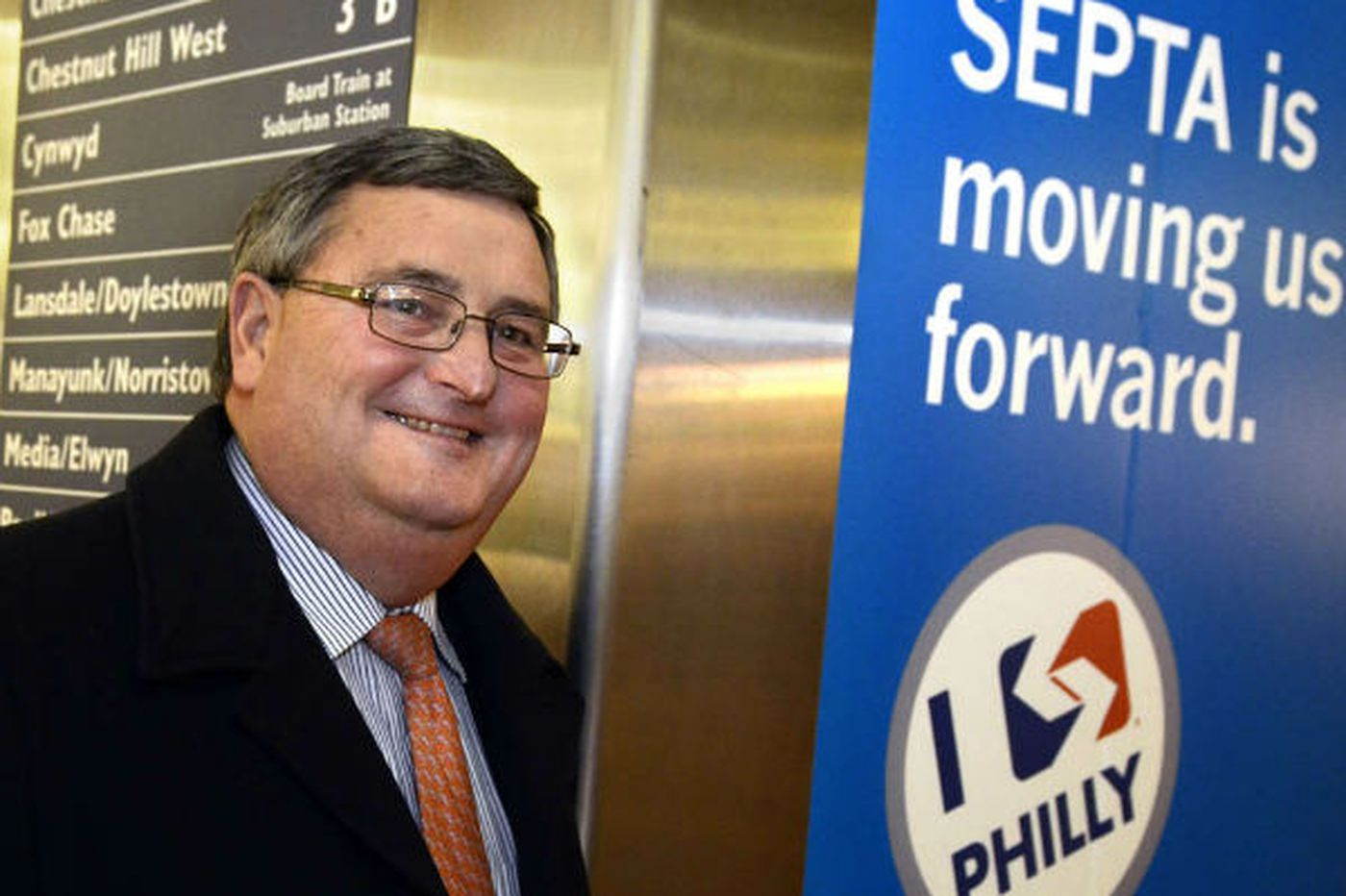 A few words with SEPTA's general manager
