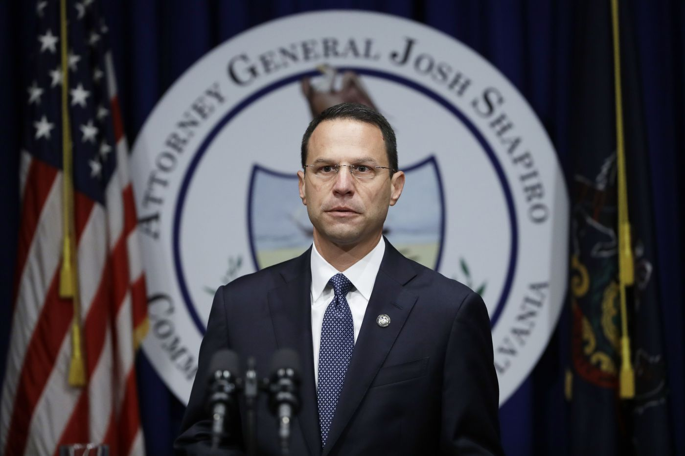 Josh Shapiro's slickly managed press conference stepped on his message | Opinion