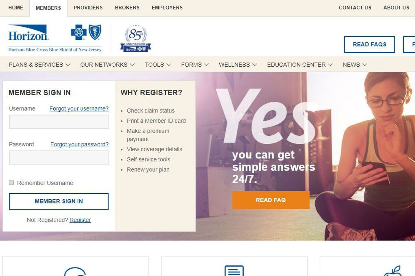 Horizon Blue Cross ordered to turn over Omnia documents