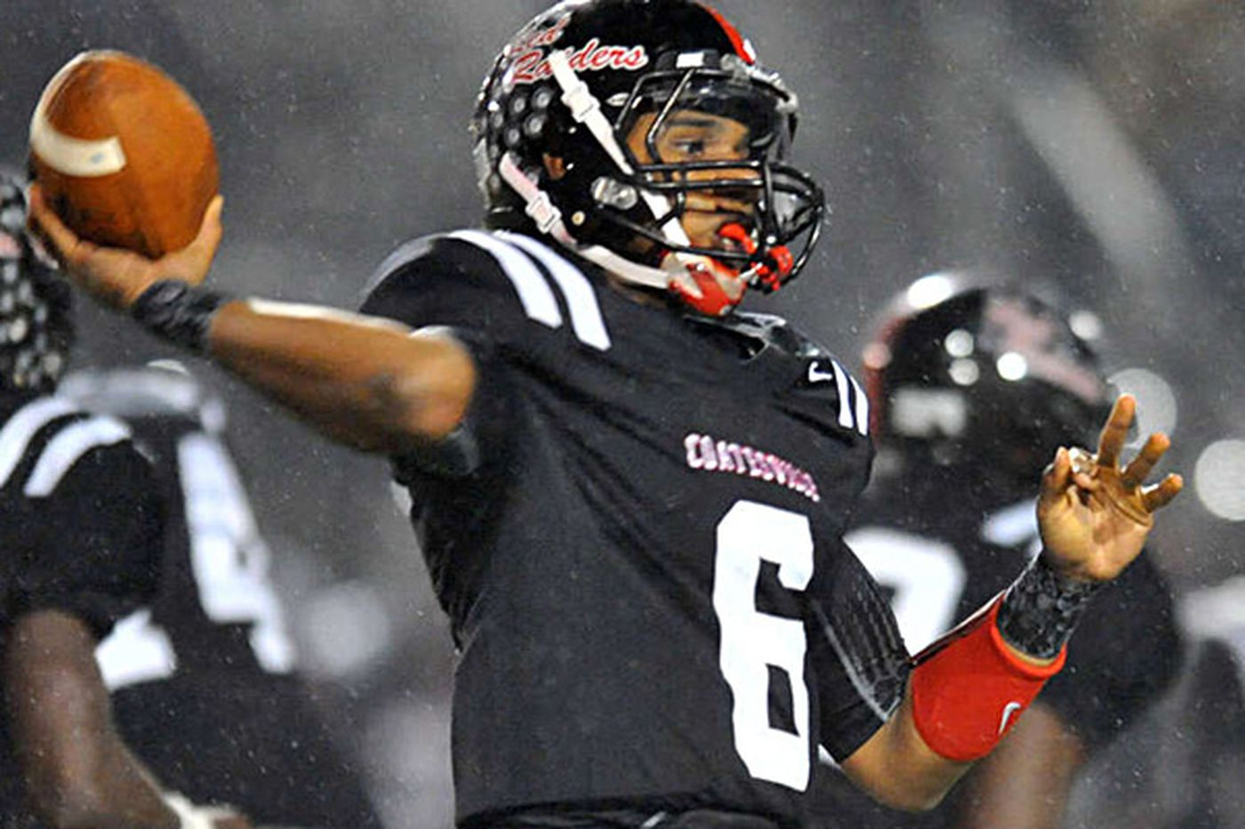 Coatesville's Hunt is player of year