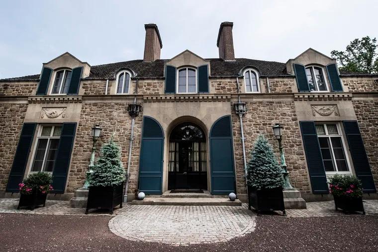 The Linden Hill Estate in Gladwyne.