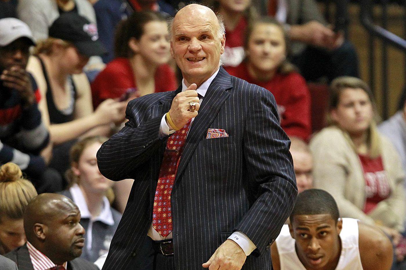 Saint Joseph's head coach Phil Martelli named to NCAA Oversight Committee