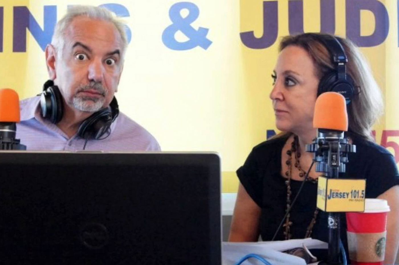 NJ 101.5's 'Dennis & Judi' return after making racist comments about New Jersey attorney general