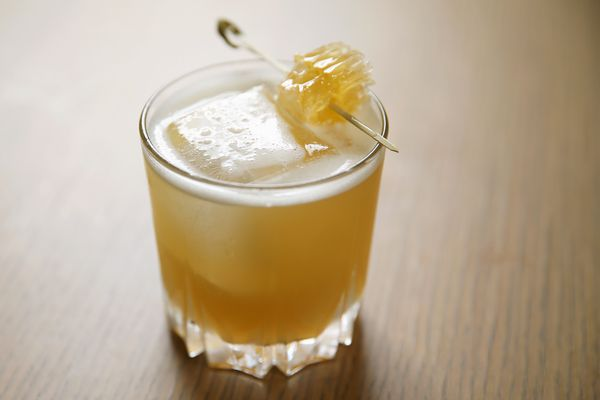 The streets of South Philly, in cocktail form