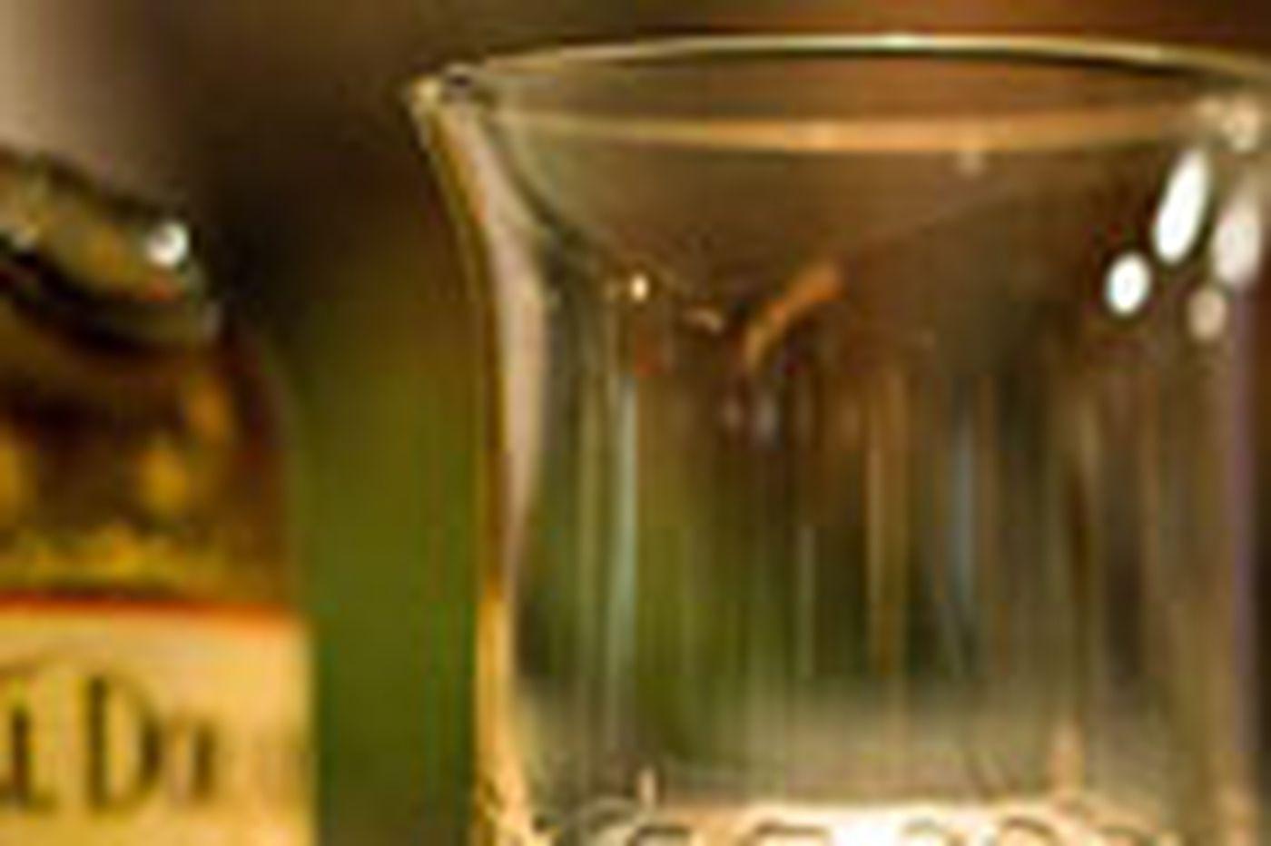 El Dorado rum from Demerara Distillers, 15 or 21 years old
