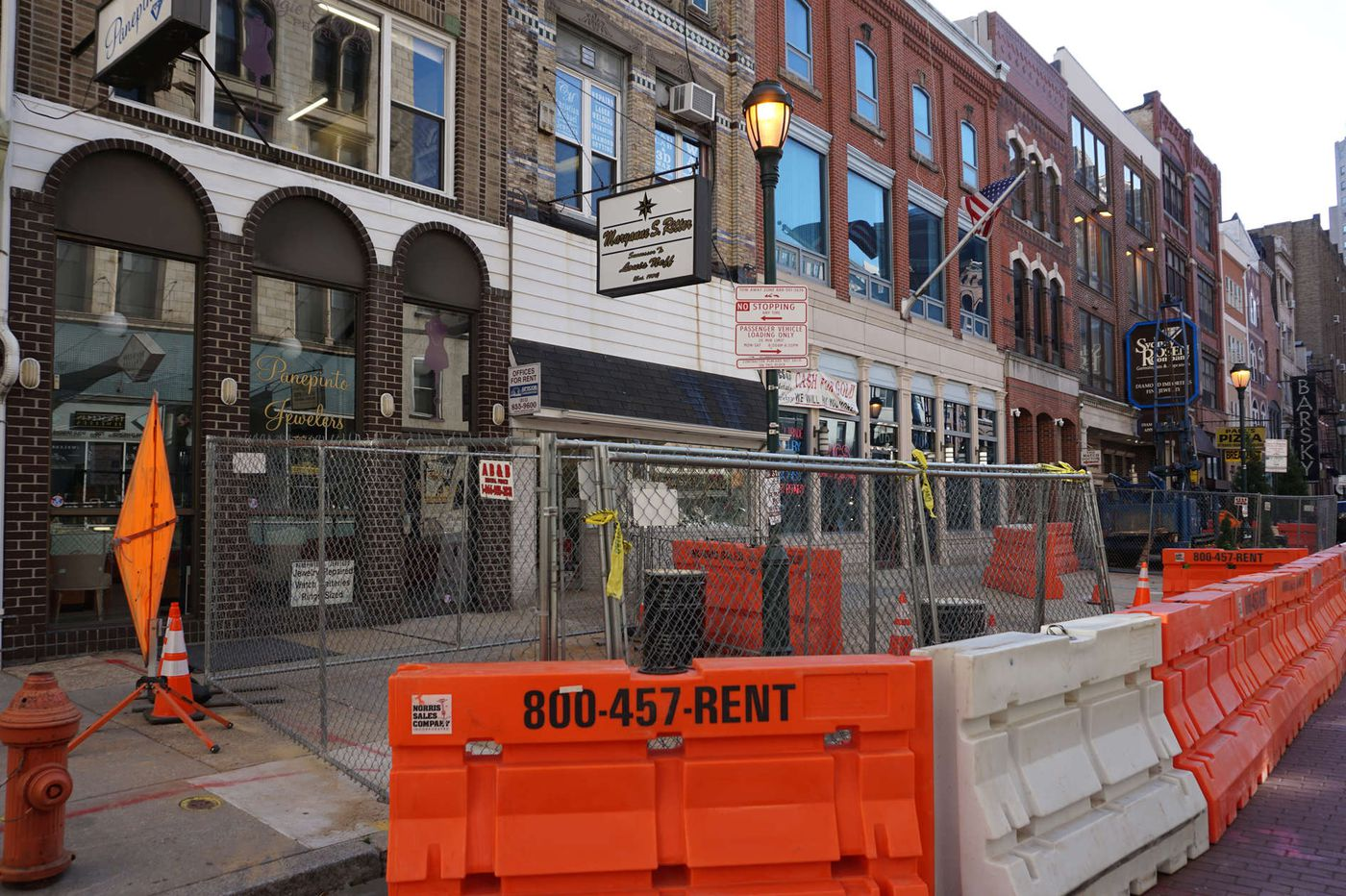 Mayor Kenney calls Toll's latest Jeweler's Row plans 'deeply disturbing'