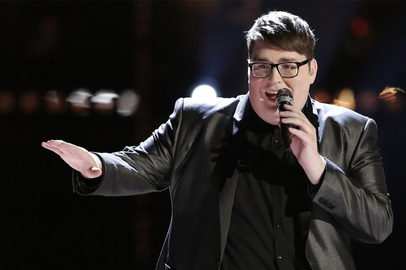 Sideshow: Jordan Smith wins 'The Voice'