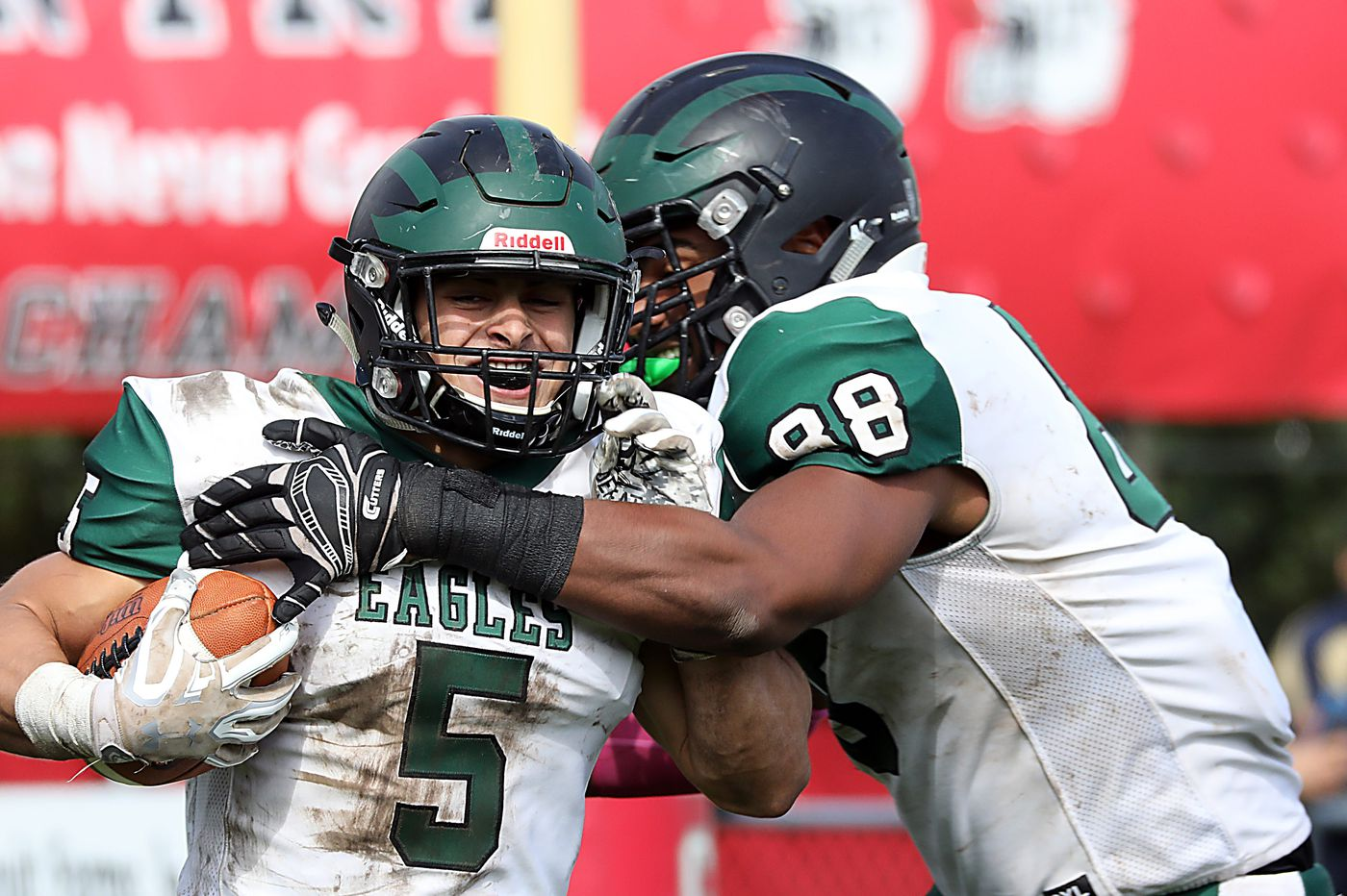 Tyshawn Bookman and West Deptford shock St. Joseph, 51-0