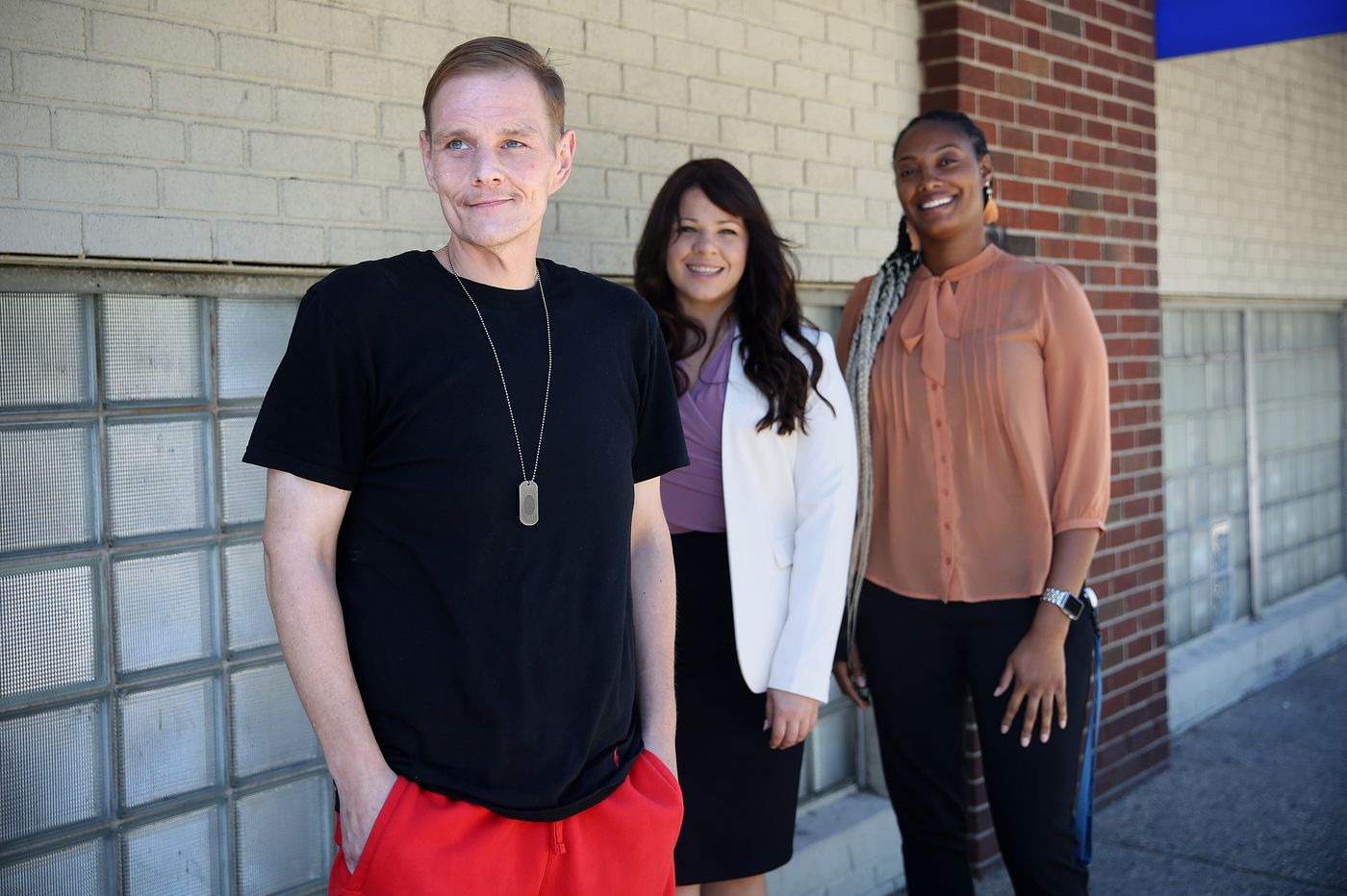 For people in recovery, it's tough to find work. New programs are helping.