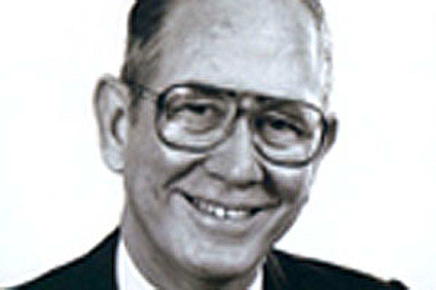 Edward Mullinix; was partner in a law firm