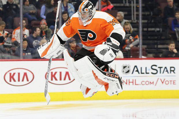 Amid Flyers season of chaos, Carter Hart provides some calm | Sam Donnellon