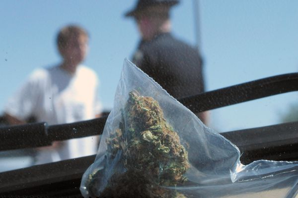 Marijuana arrests fall in Pa. But after many towns decriminalize, why hasn't there been a bigger drop?
