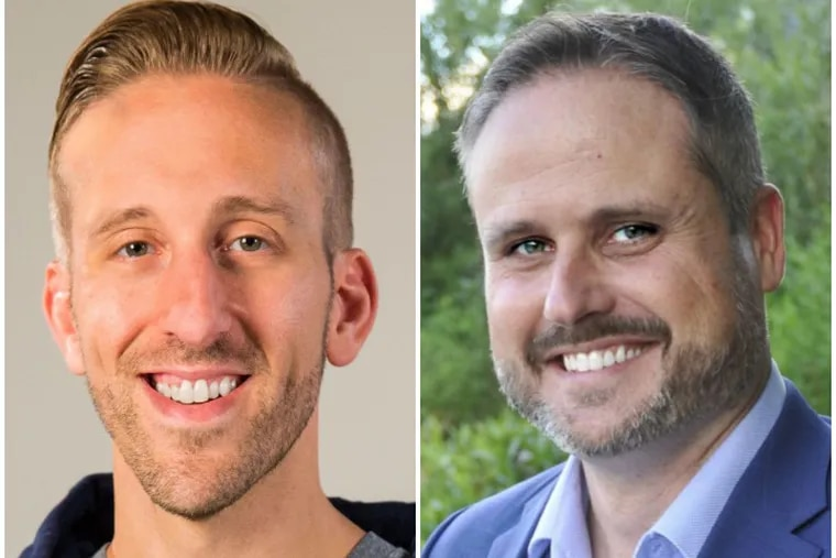 94.1 WIP has hired Arizona sports radio veteran Rod Lakin, right, to replace Spike Eskin as the station's program director.