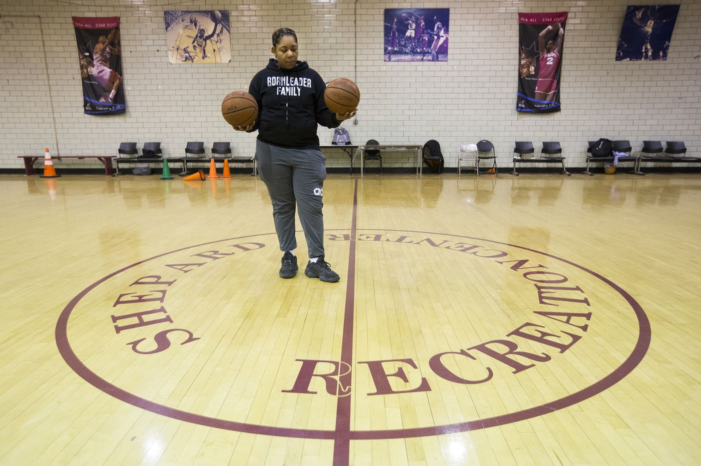 First, they lost their beloved basketball coach. Would they lose their court, too? | Helen Ubiñas