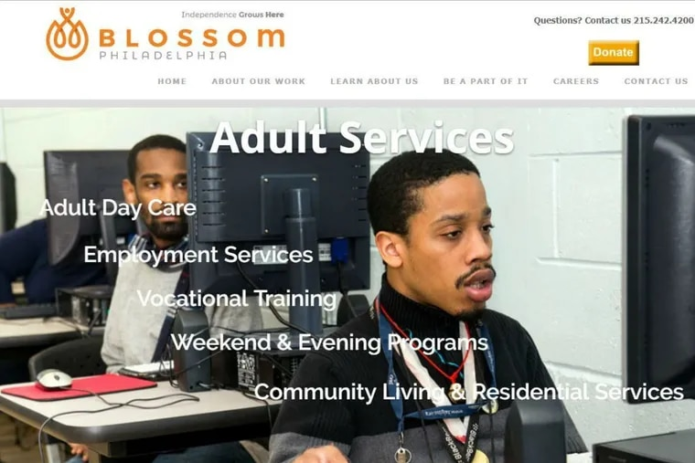 Blossom Philadelphia, a human-services nonprofit based in Chestnut Hill, lost its license to operate group homes for intellectually disabled adults. Three nonprofits confirmed Friday that they are in talks to take over the services.