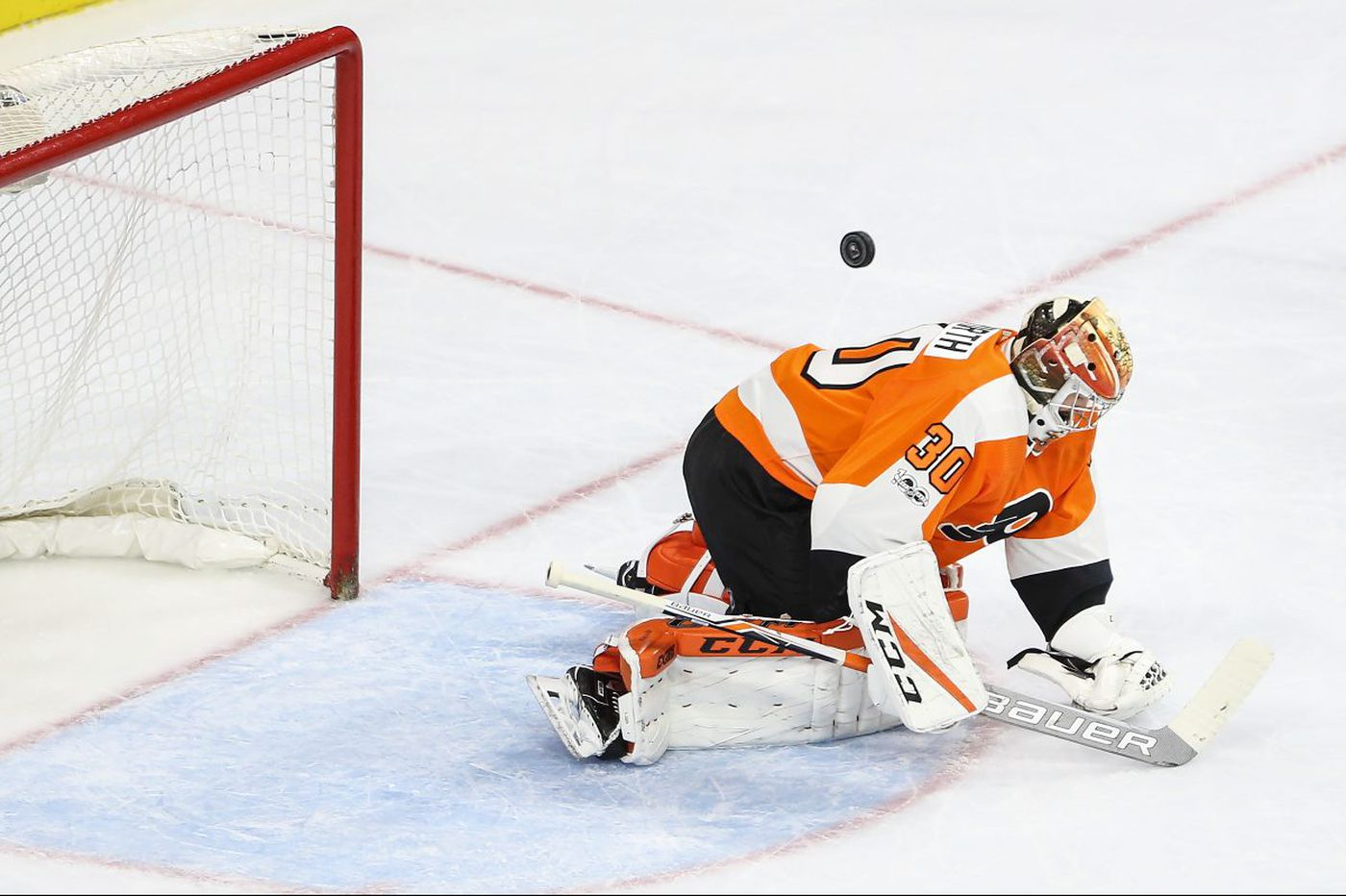 Canucks 5, Flyers 2: Five thoughts from Philly's fifth straight loss