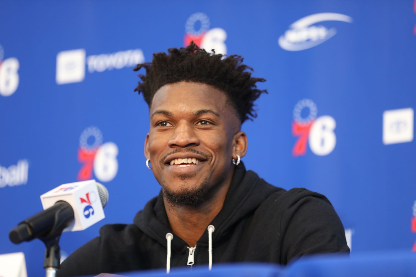 Wolves newcomers get warm welcome after Butler trade