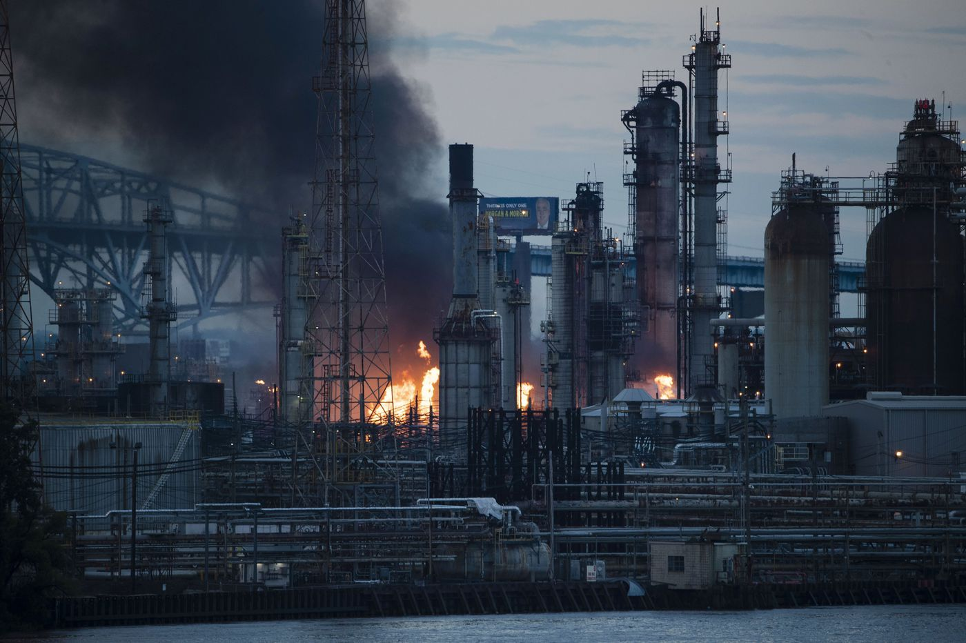 Philadelphia refinery workers sue over abrupt closure, layoffs