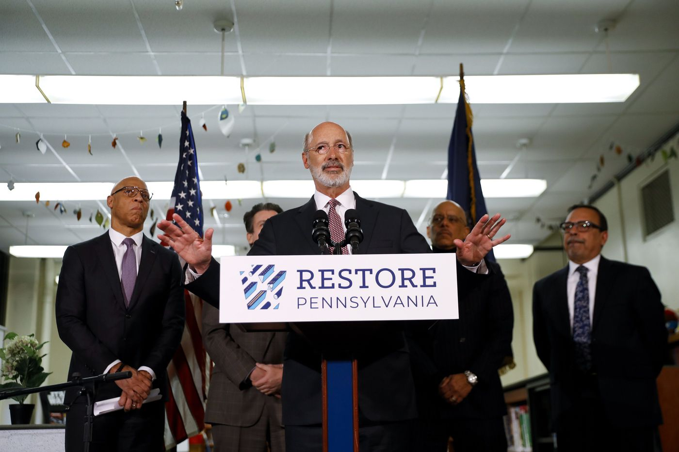 Wolf vetoes increase in tax credits for Pa. private-school scholarships