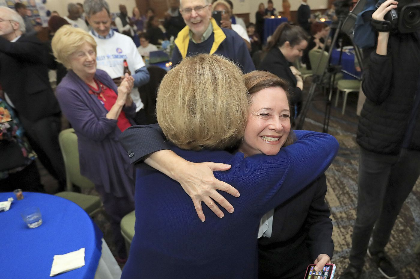 Democrats take control of Virginia General Assembly in historic election