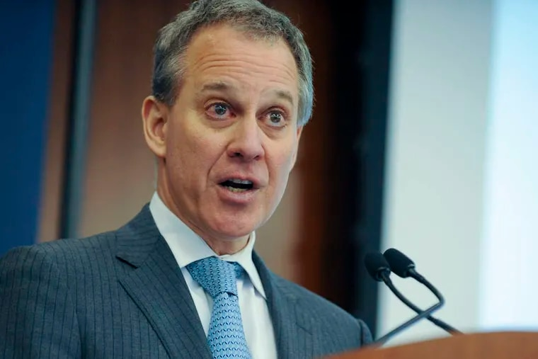 N.Y. Attorney General Eric Schneiderman says Actavis' strategy was to discourage patients from moving to generics.